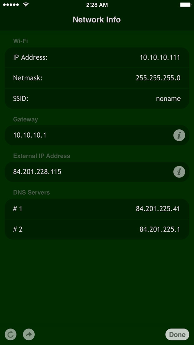 Scany – Wi-Fi, LAN, Port, Network Scanner, Traceroute, Ping and